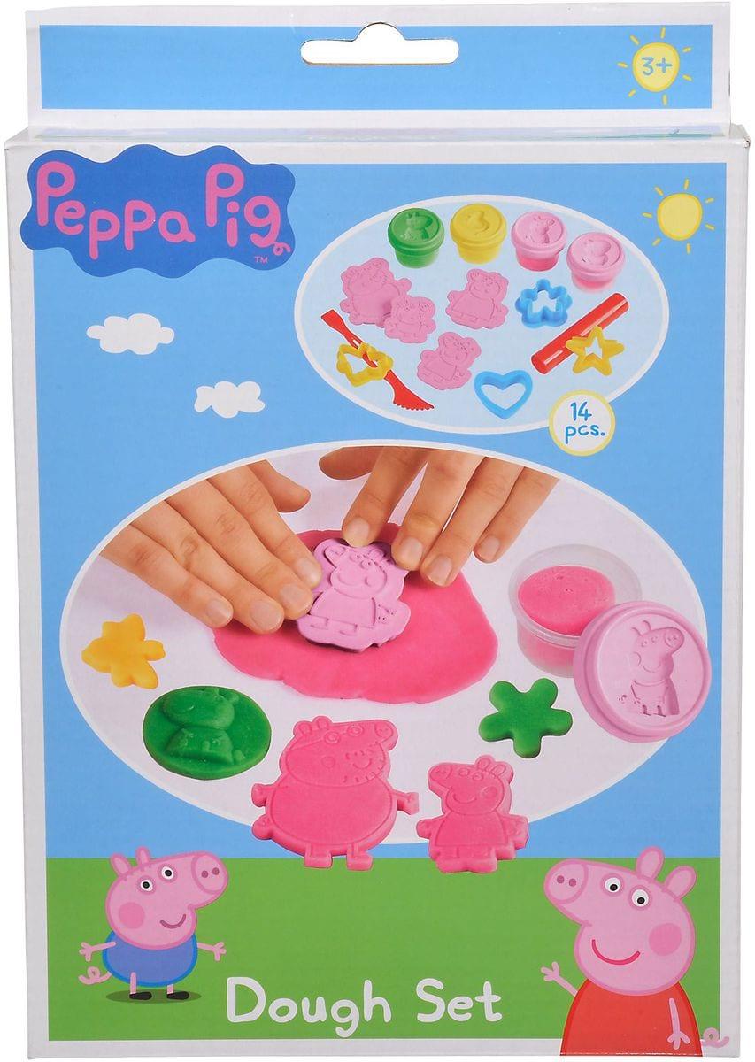 Simba Peppa Pig Knetset Modelieren