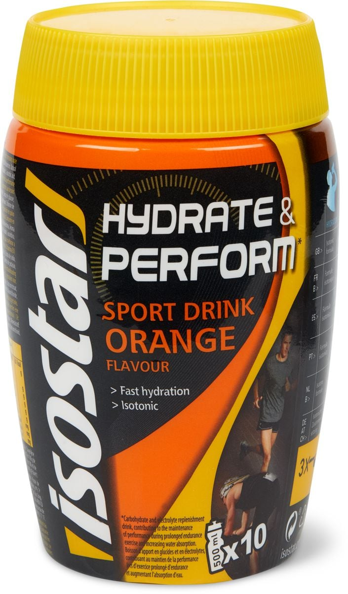 Isostar Hydrate & Perform Polvere 400 g