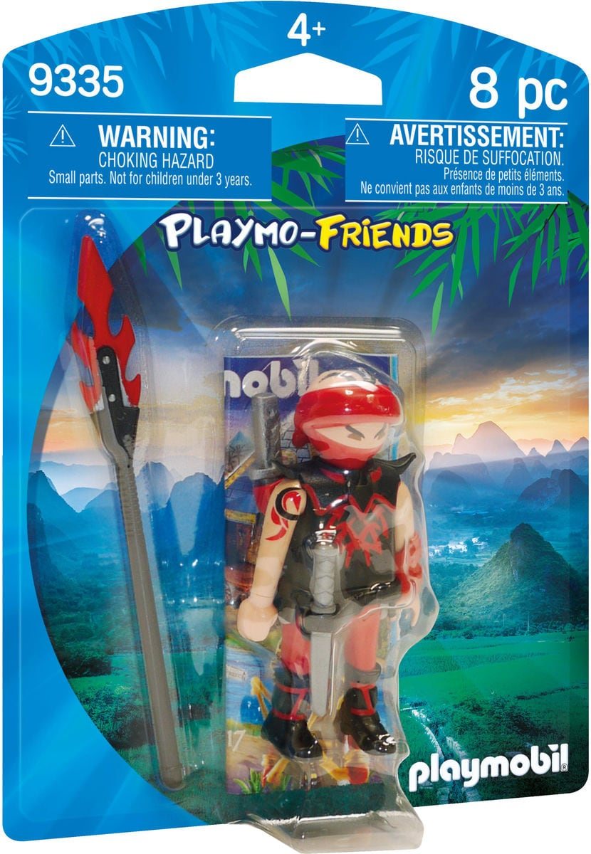Playmobil Ninja