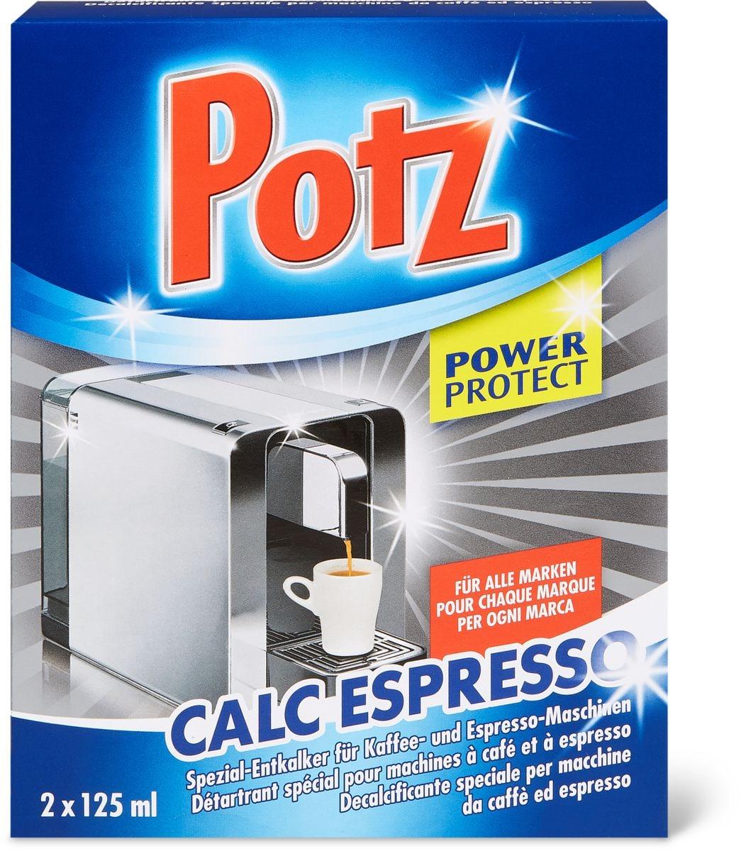 Potz Espresso Détartrant