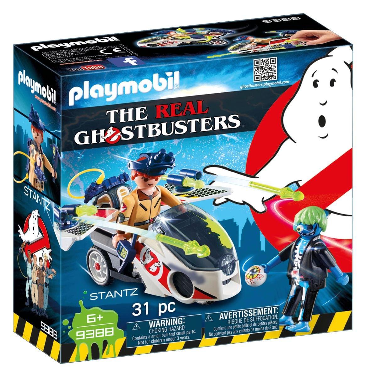 Playmobil Stantz avec véhicule volant