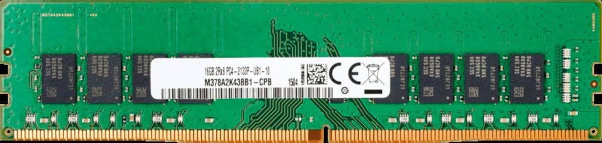 HP 3TQ31AA (1x 4GB, DDR4, 2666 MHz) Mémoire