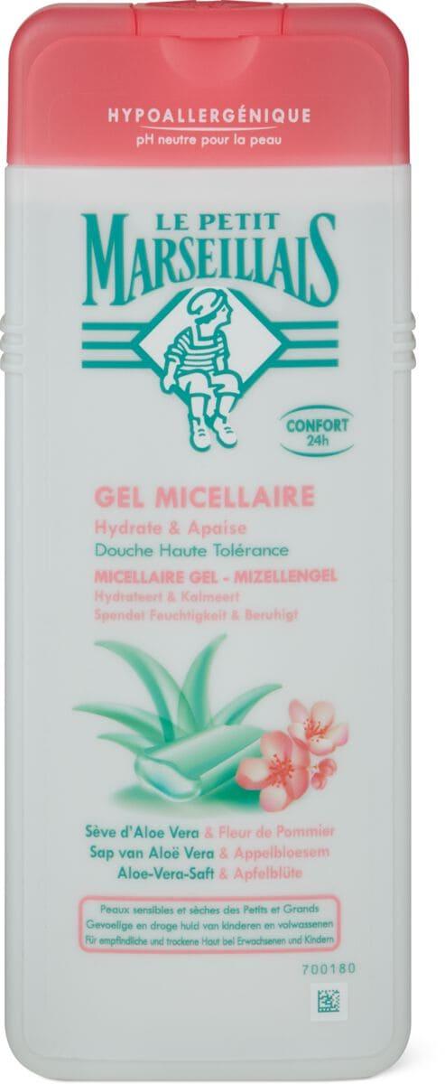 Le Petit Marseillais Mizellen-Duschgel Aloe Vera & Apfelblüte