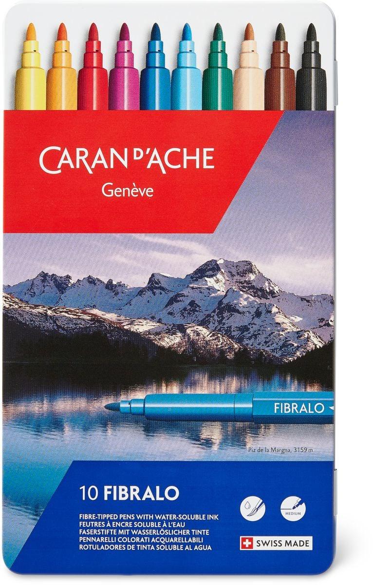 Caran d' Ache Caran D'Ache Classic Fibralo Feutres