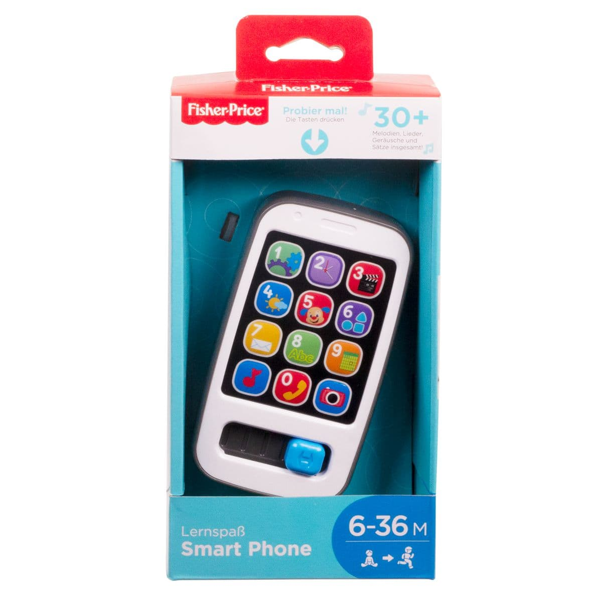 Fisher-Price Lernspass Telefon (D)