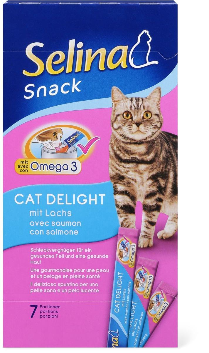Selina MSC Cat Delight Salmone