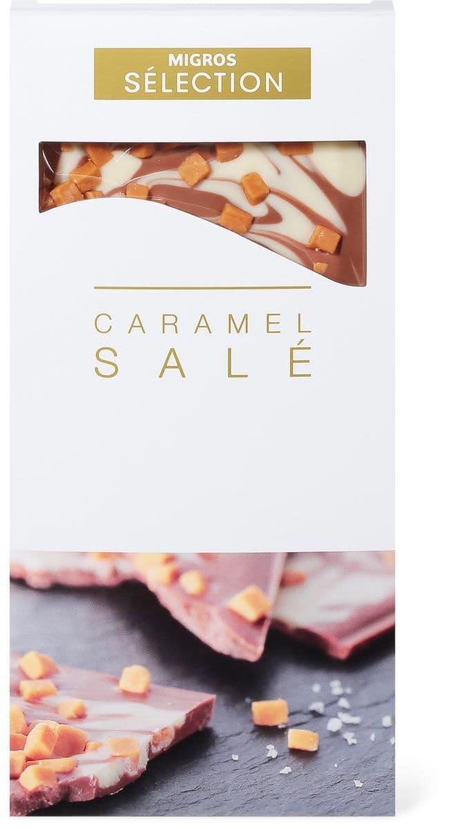 Sélection Caramel salé