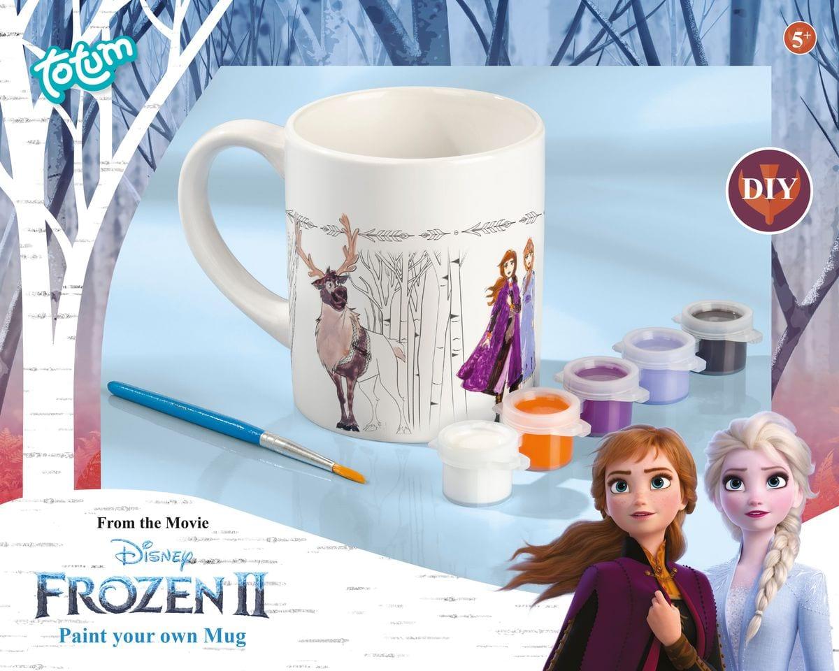 Disney Frozen 2 Tasse Basteln