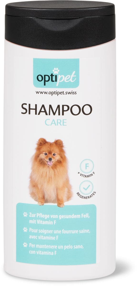 OptiPet Shampoo Care