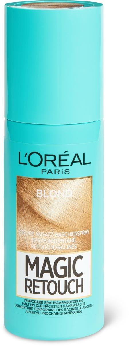 L'Oréal Paris - Magic Retouch Haaransatz-Spray - Blond