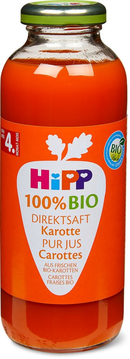 HiPP Bio Direktsaft Karotten
