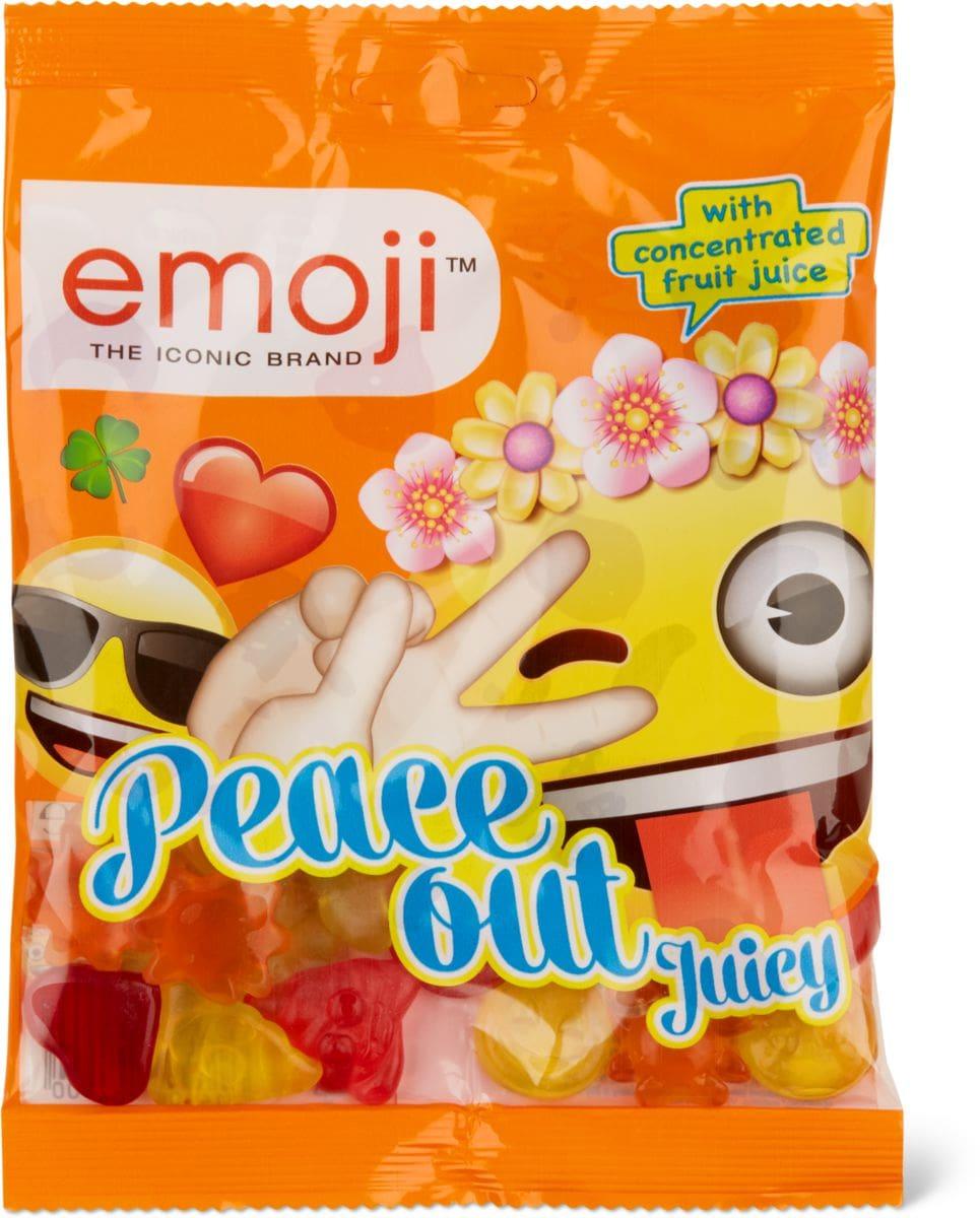 Emoji Peace Out Juicy