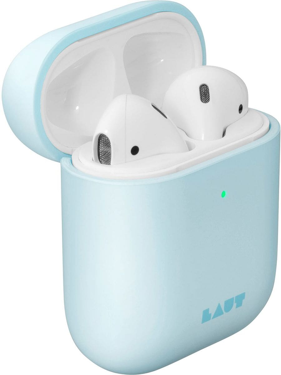 Laut Huex Pastels for AirPods - Baby blue Case