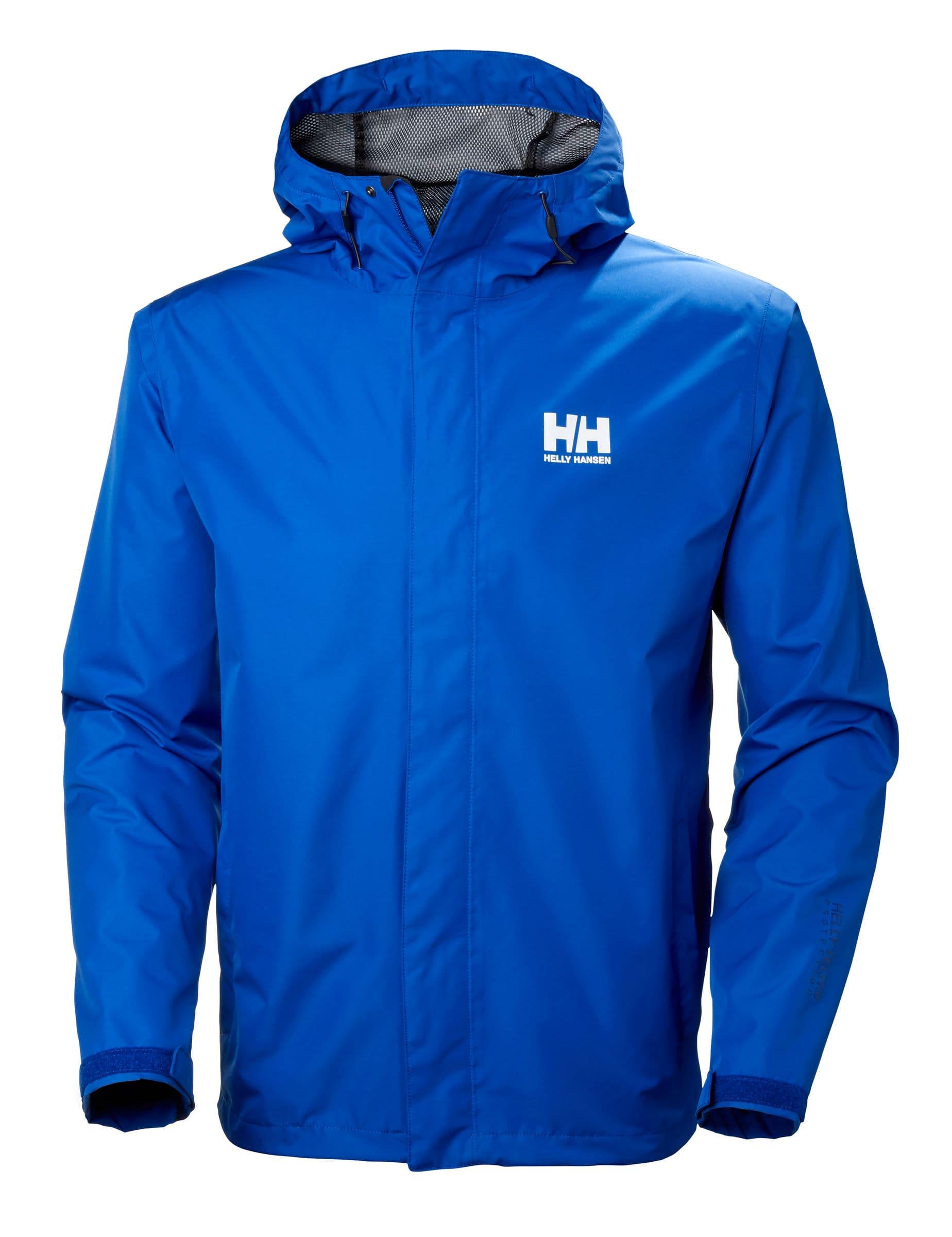 wholesale dealer 55e9b b4e11 Helly Hansen Seven J Herren-Regenjacke