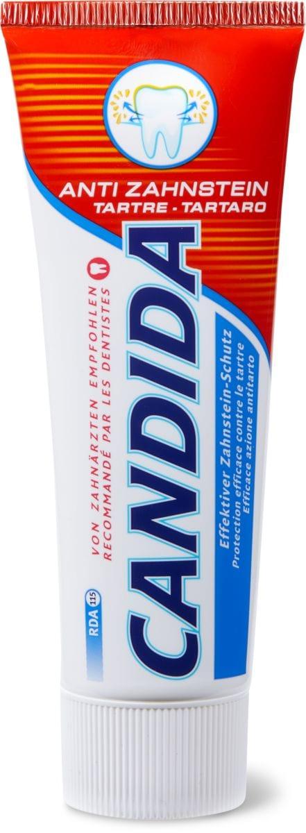 Candida Zahnpasta Anti Zahnstein