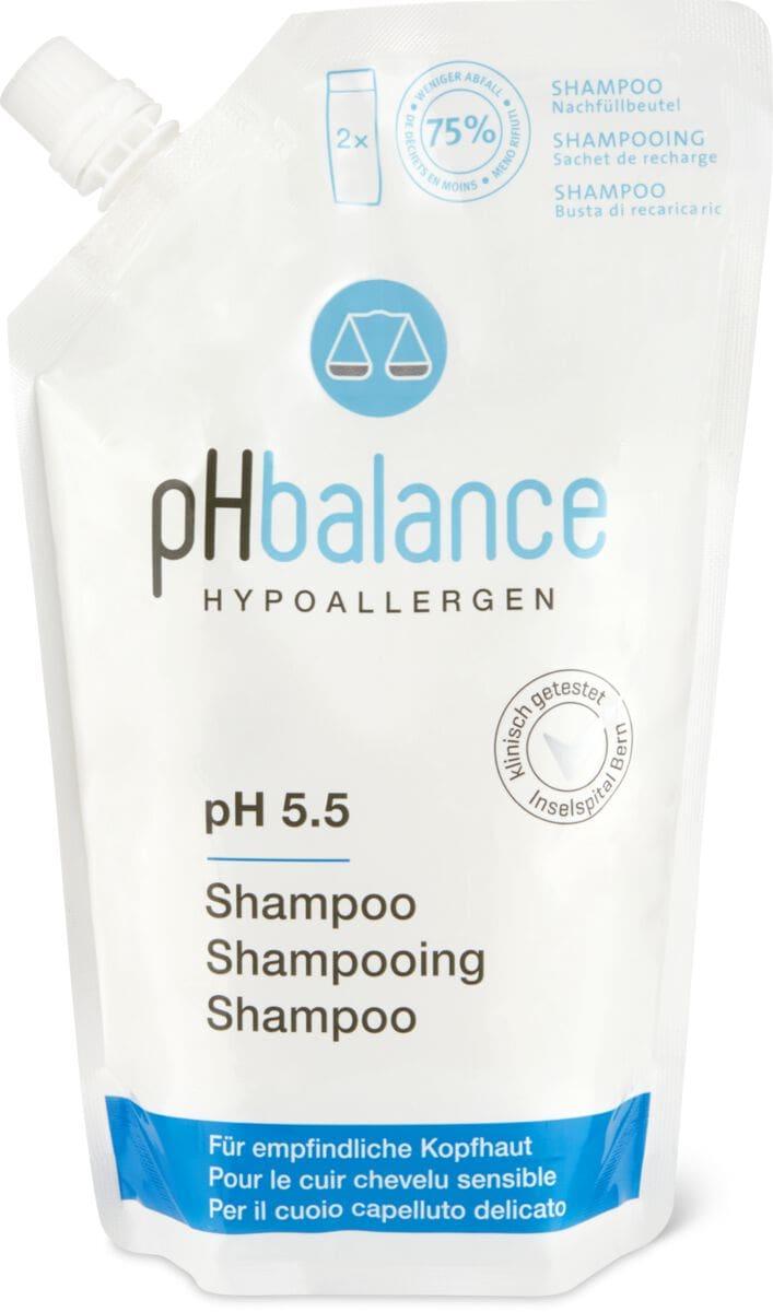 pH balance Shampoo Nachfüllbeutel
