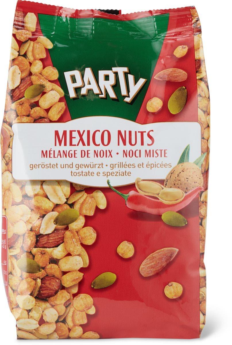 Party Noci miste Mexico