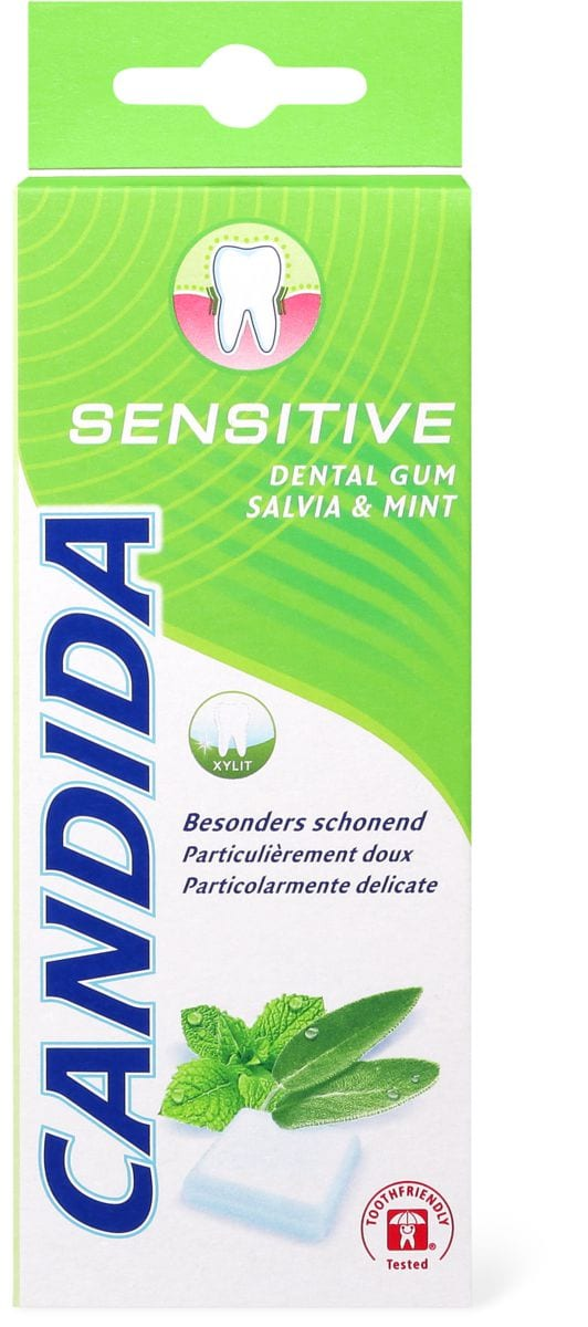 Candida dental gum Sensitive