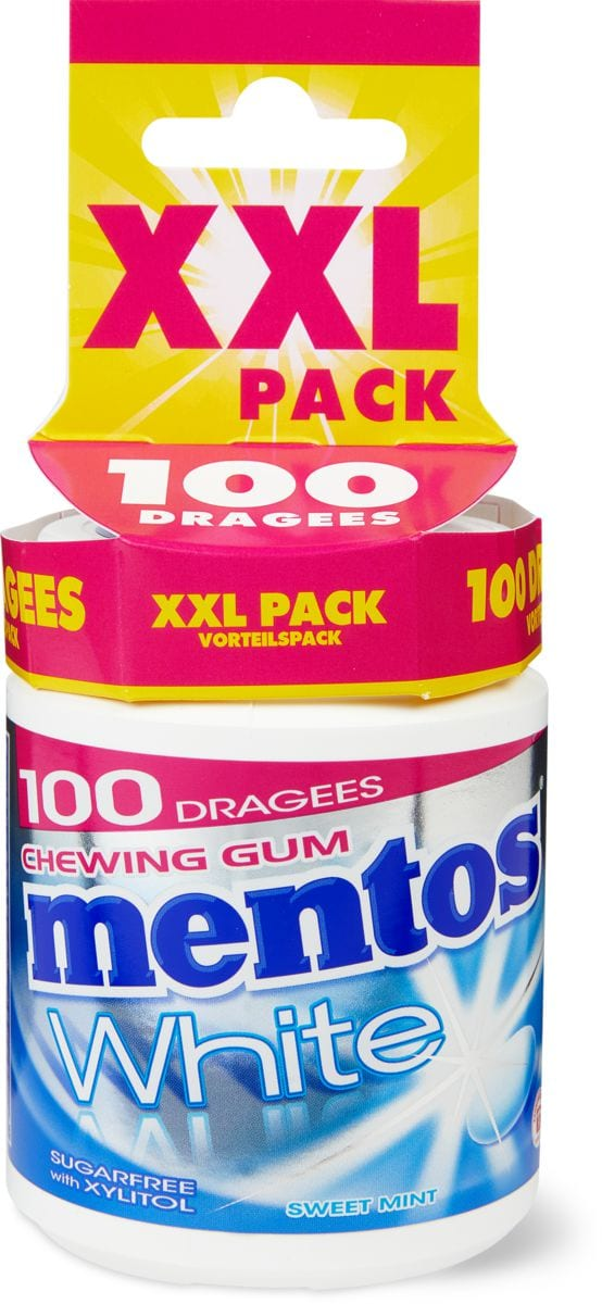 Mentos gum Sweet mint