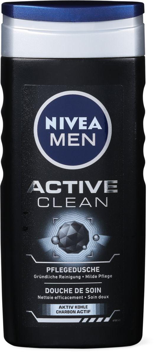 Nivea men douche active clean