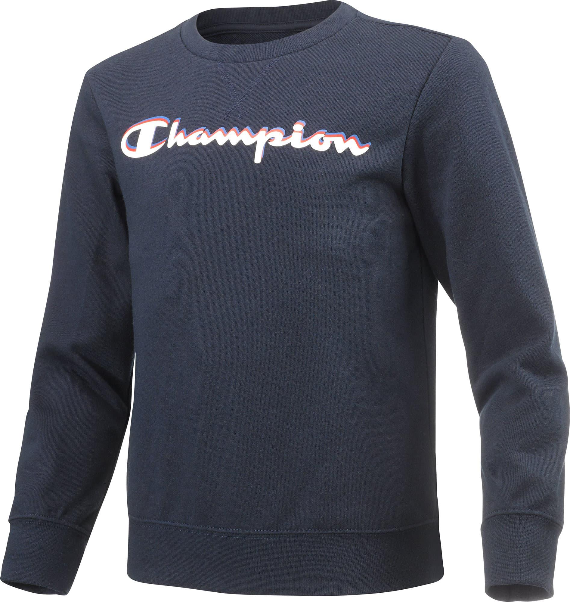 prix incroyables magasin en ligne recherche d'authentique Champion Crewneck Sweatshirt Sweat-shirt pour garçon