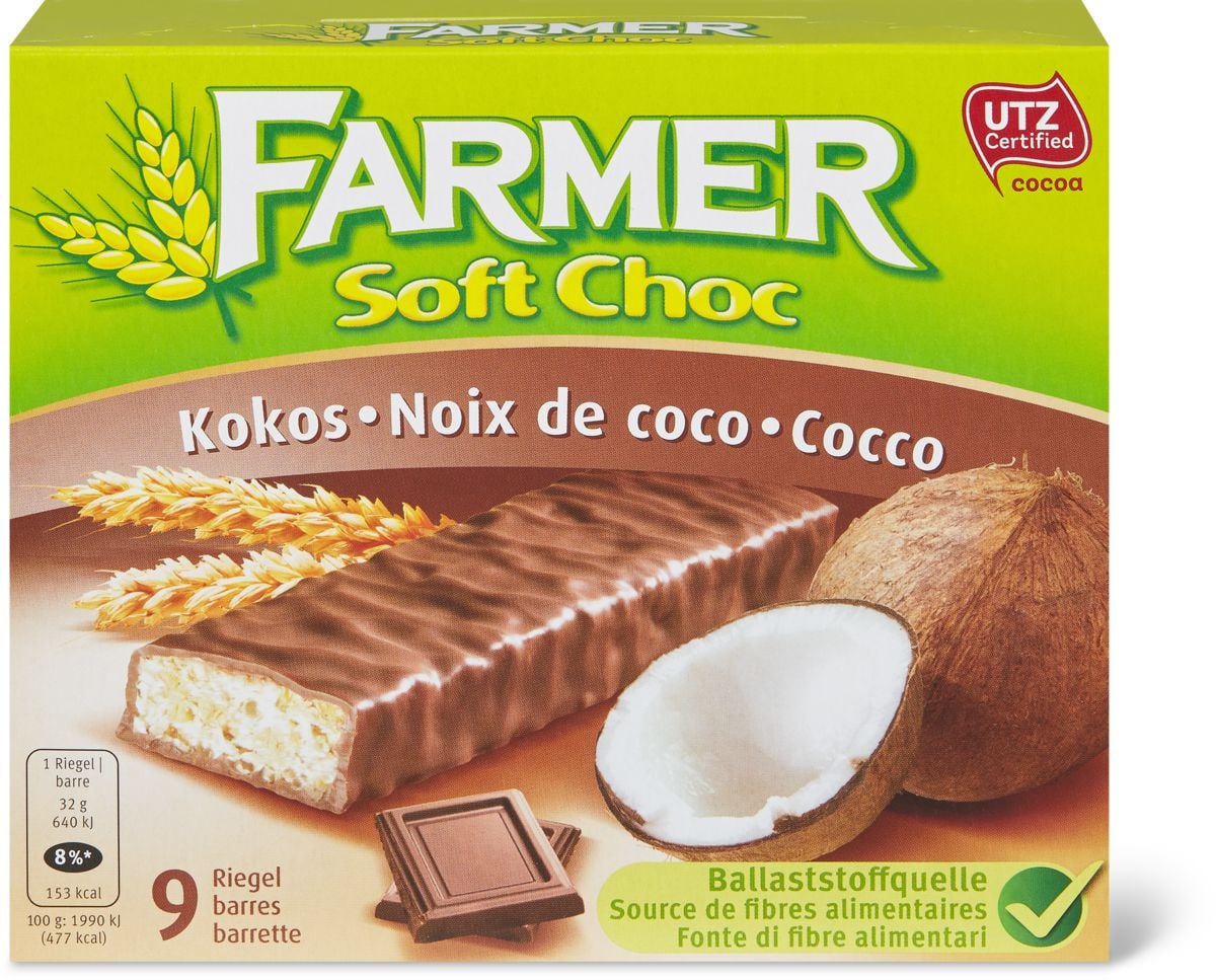 Farmer Soft Choc Kokos