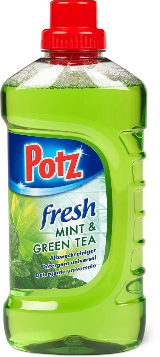Potz Fresh Mint & Green Tea