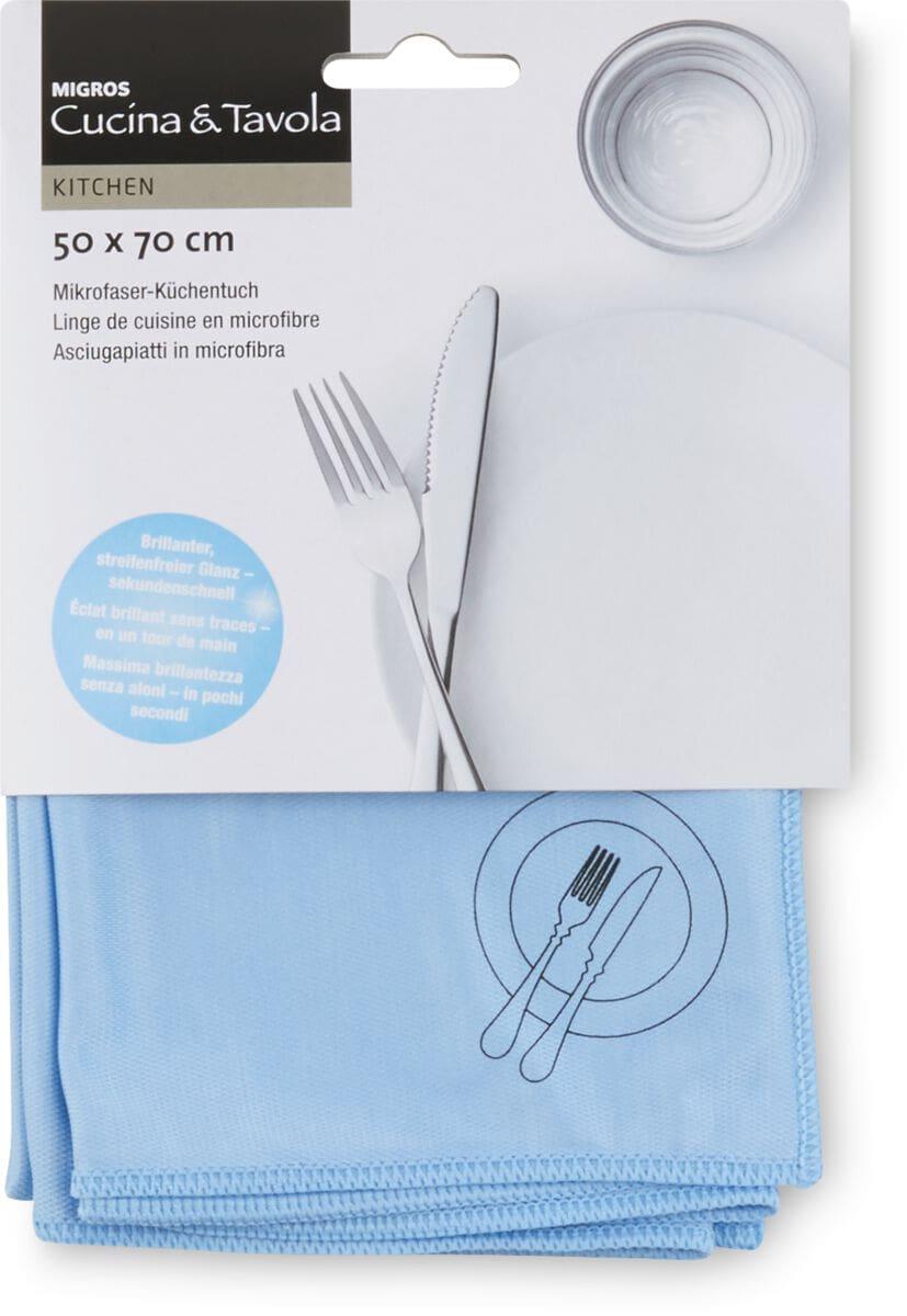 Cucina & Tavola Linge en microfibre