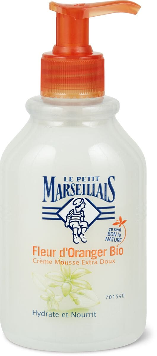 Le Petit Marseillais Sapone Fleur d'Oranger