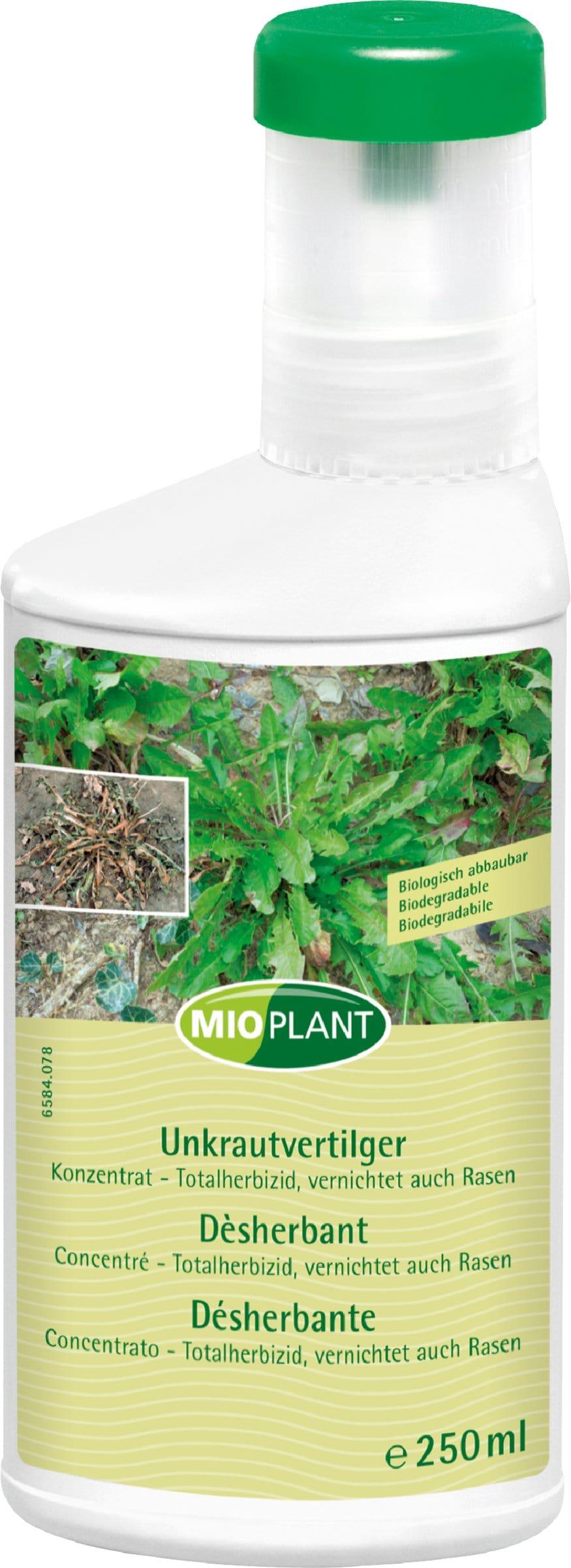 Mioplant Désherbant concentré, 250 ml