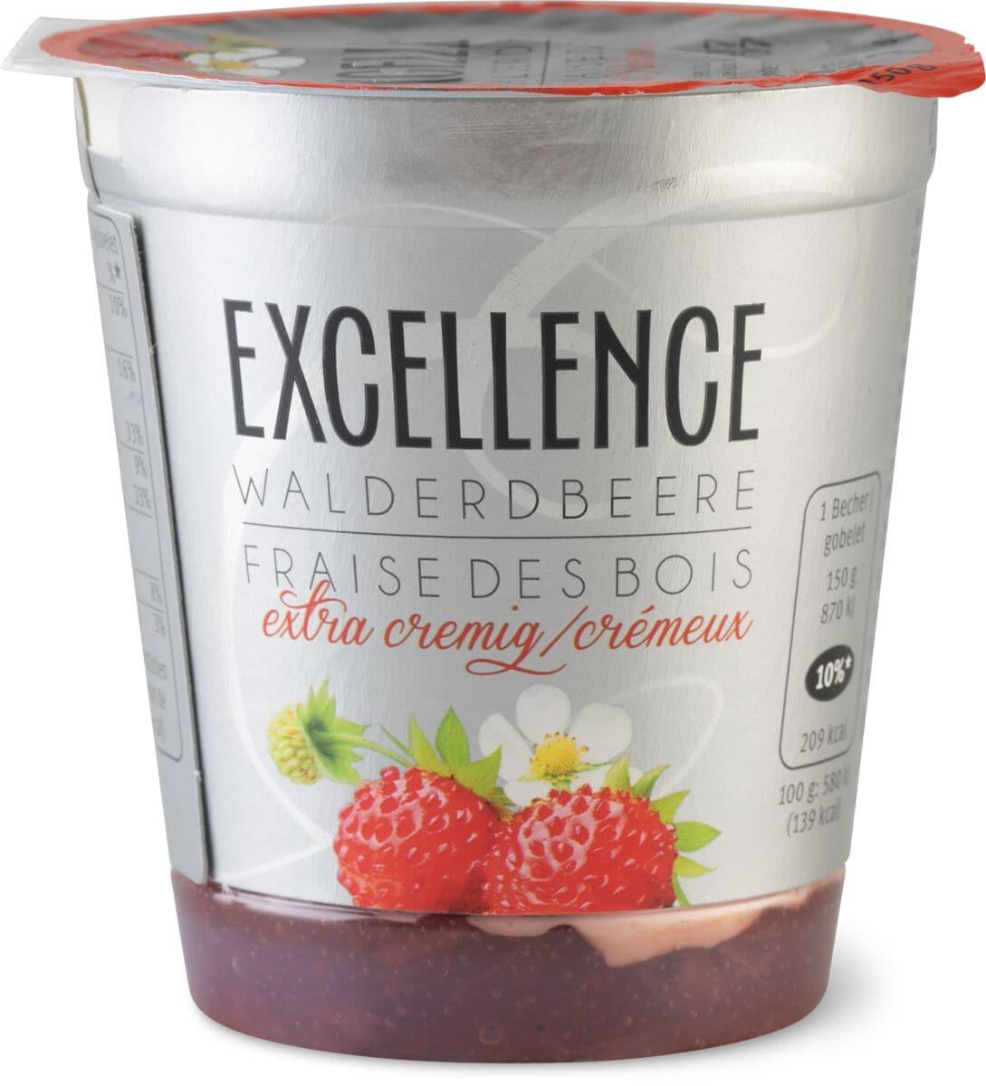 Excellence Joghurt Walderdbeere