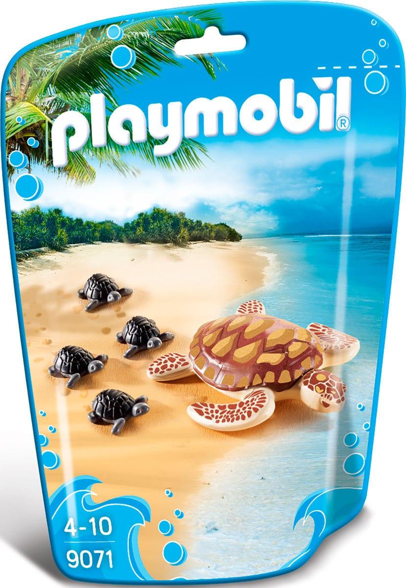 Playmobil Family Fun Tortue de mer et ses petits 9071