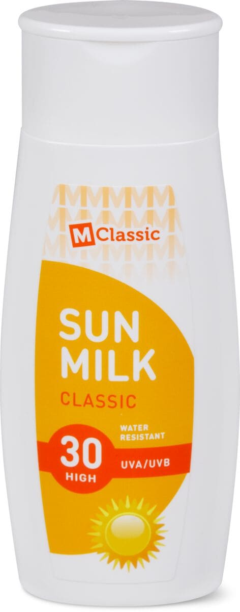 M-Classic Sun Milk SF 30