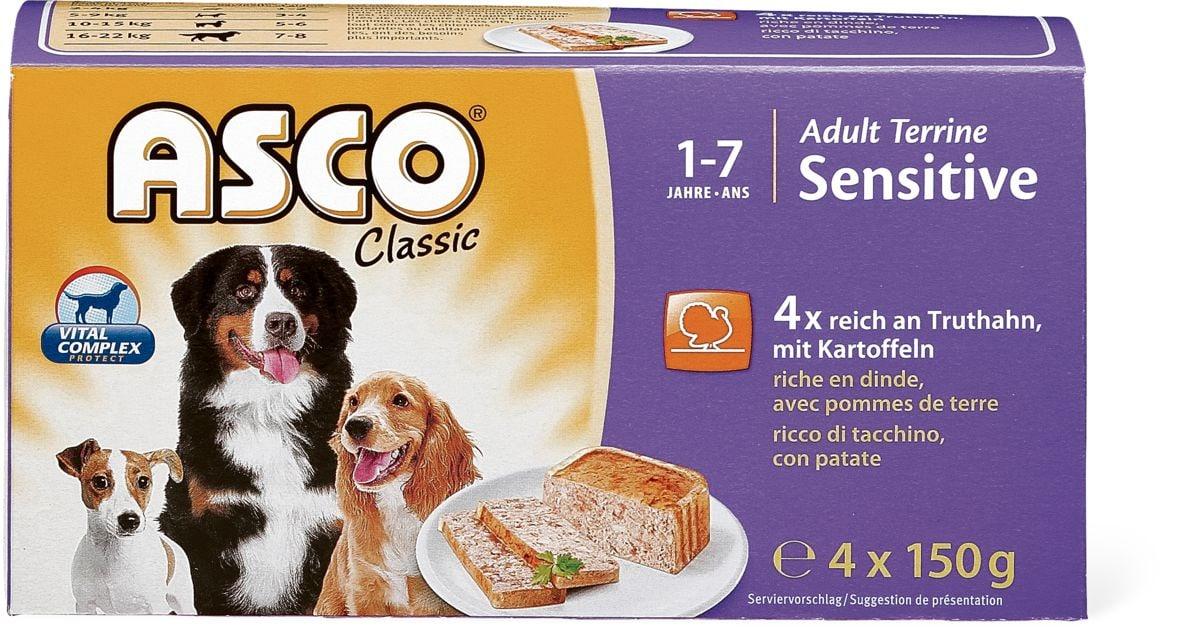 Asco Sensitive Dinde