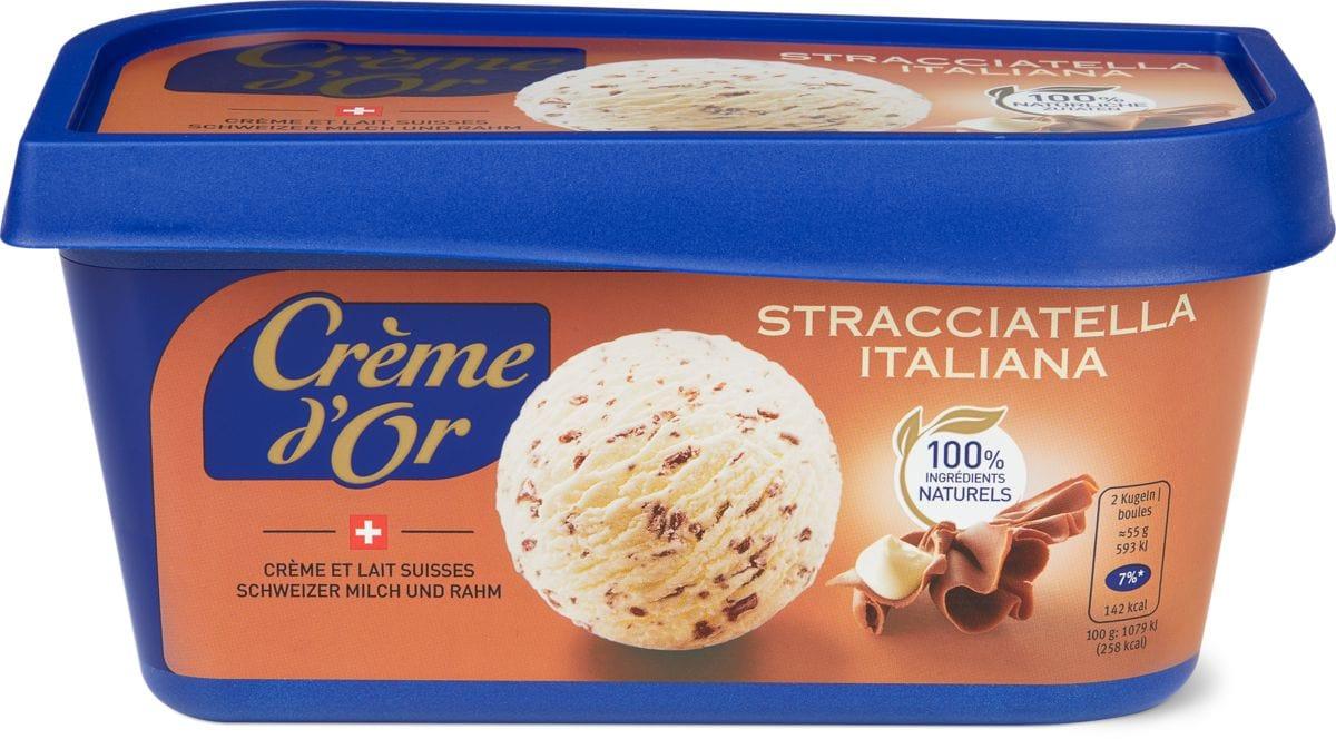 Crème d'or Stracciatella Italia