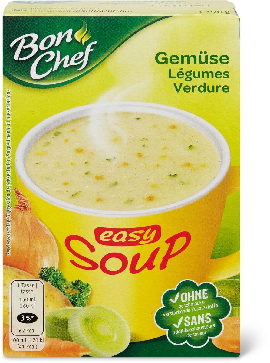 Bon Chef Easy Soup Gemüsecrème