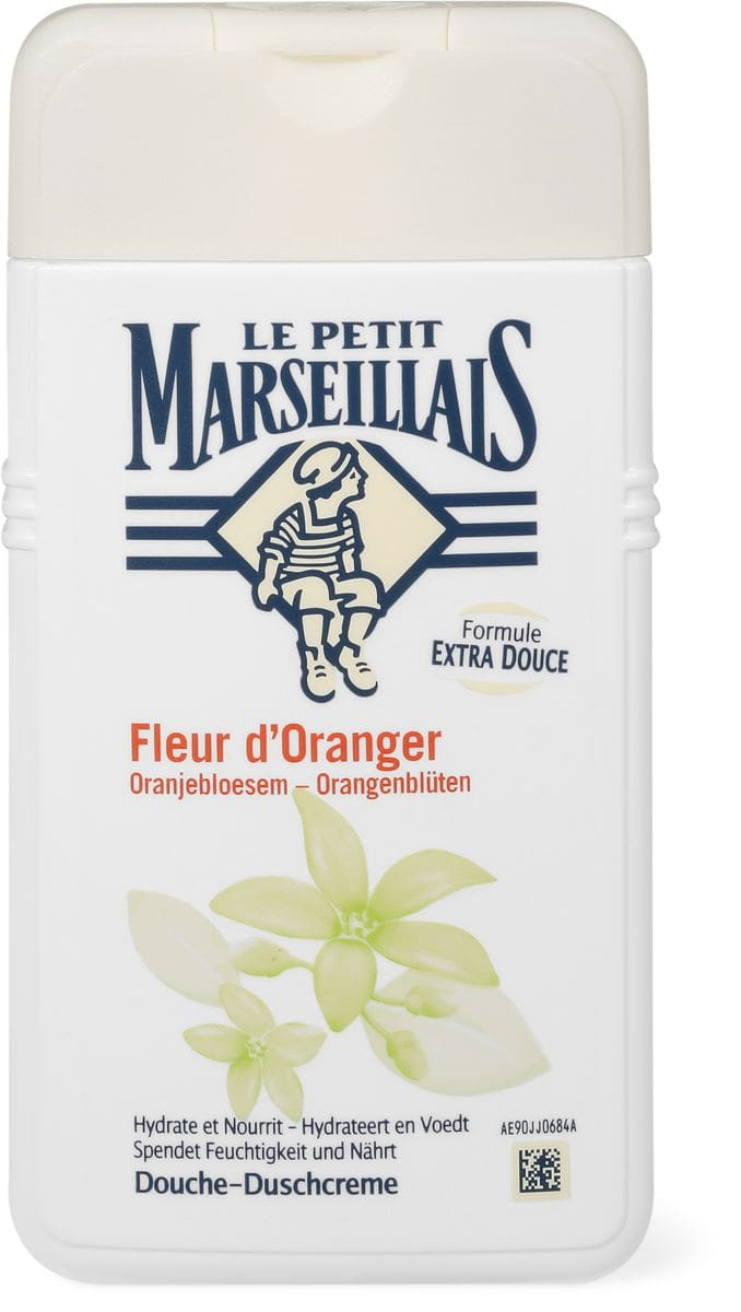 Le Petit Marseillais Crema Fiori d'aranc.