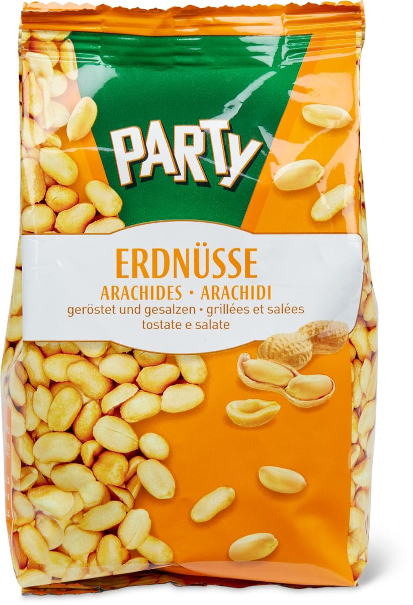 Party Cacahuètes