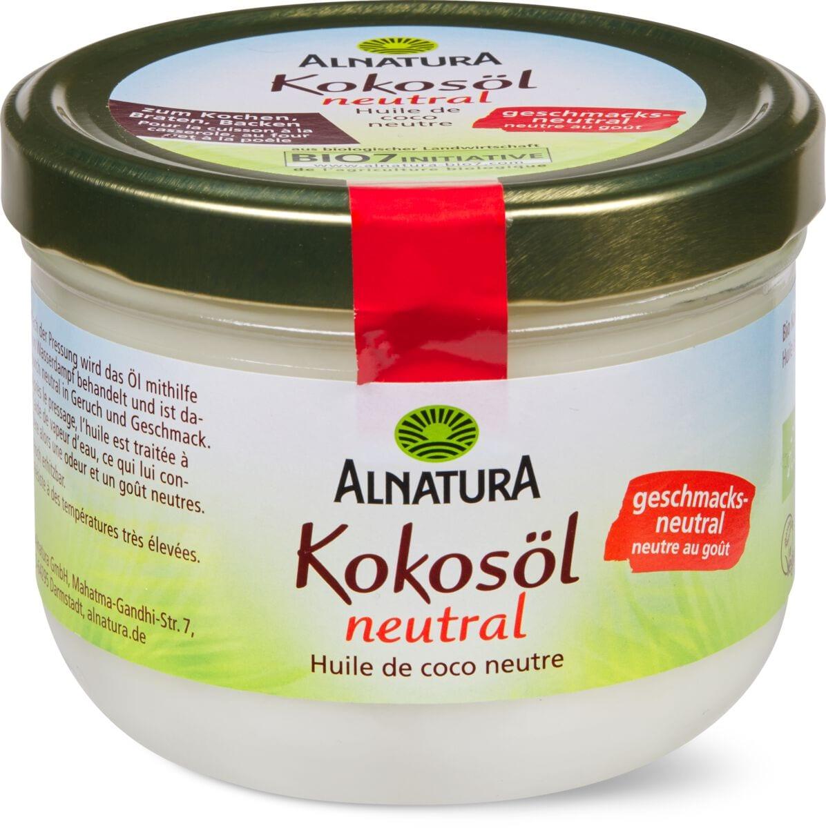Alnatura Kokosöl neutral