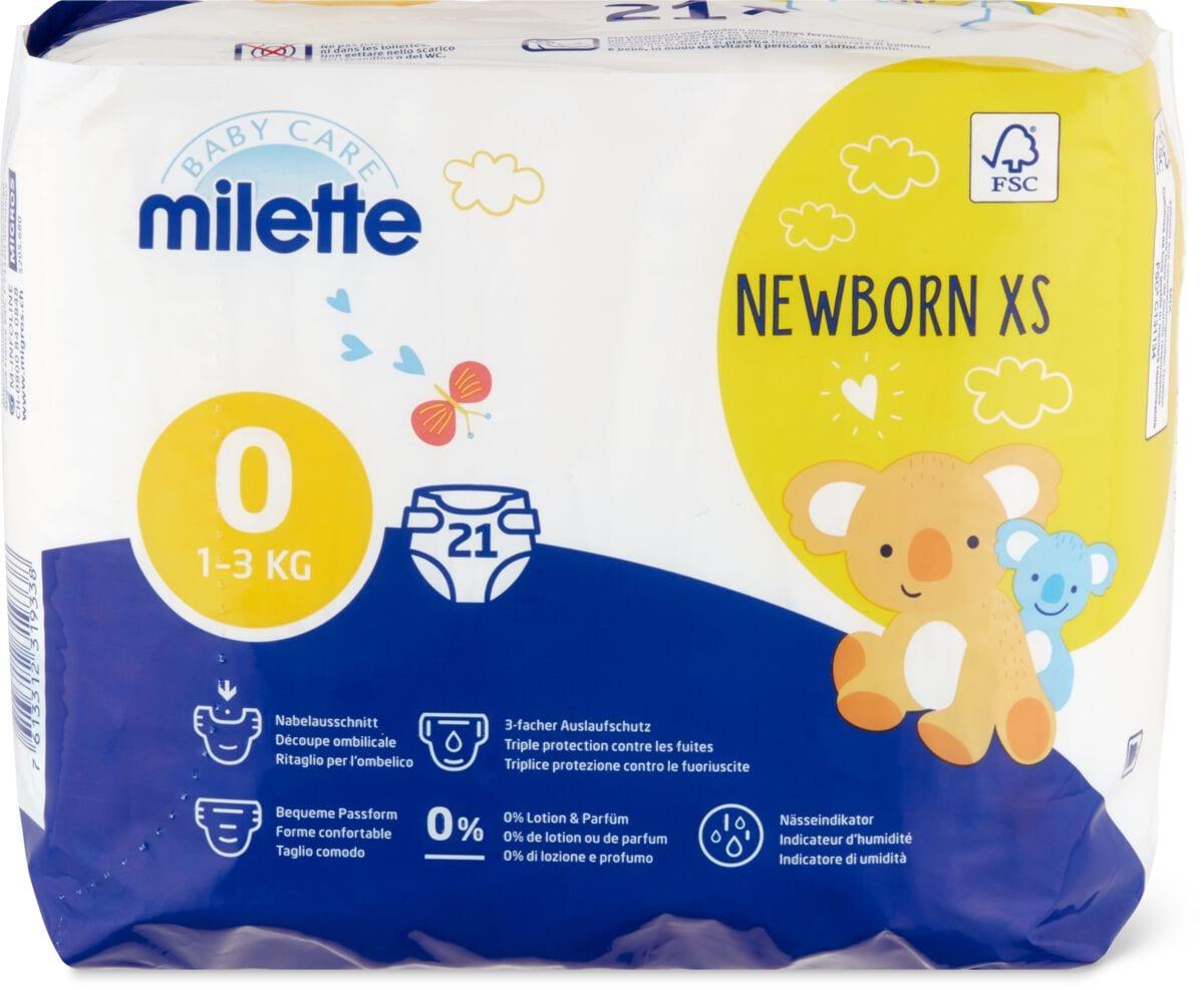 Milette Newborn XS