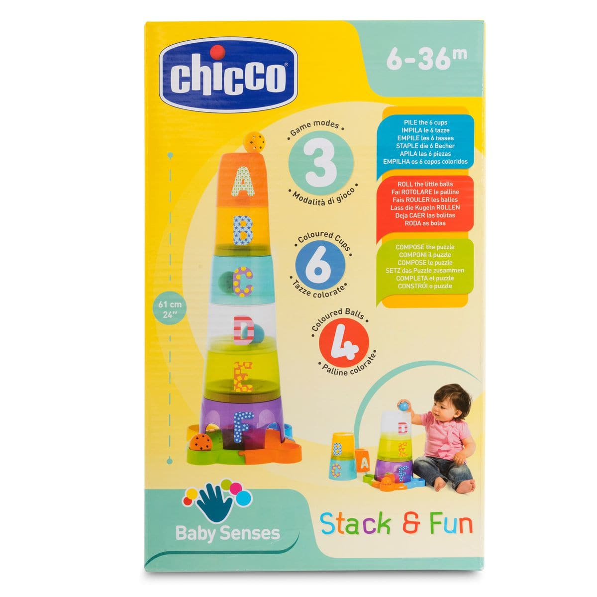 Chicco Stack & Fun