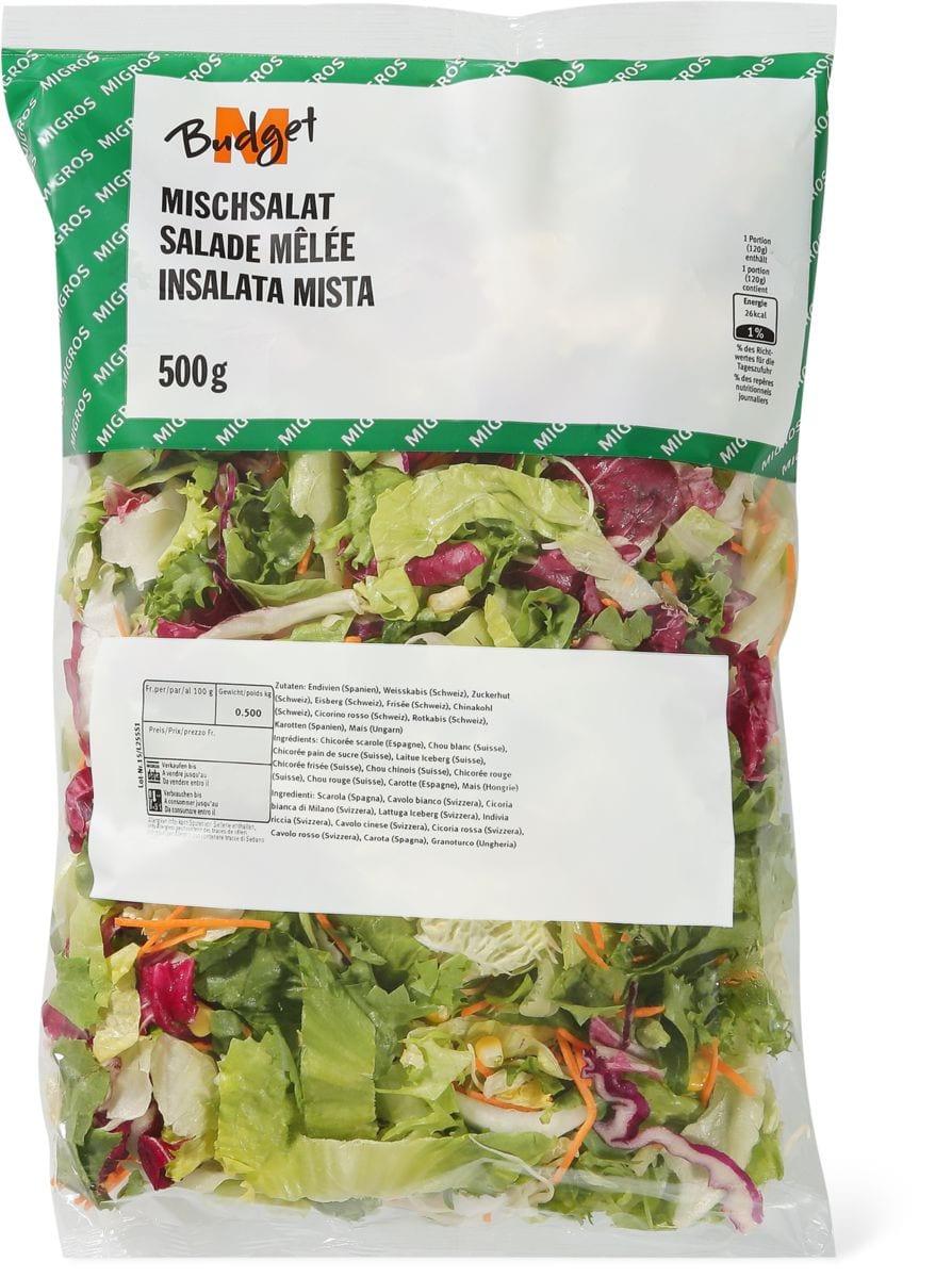 M-Budget Salade mélée