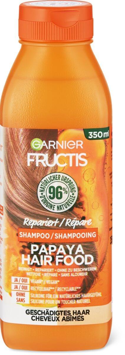 Garnier Fructis Hair Food Papaya Shampoo