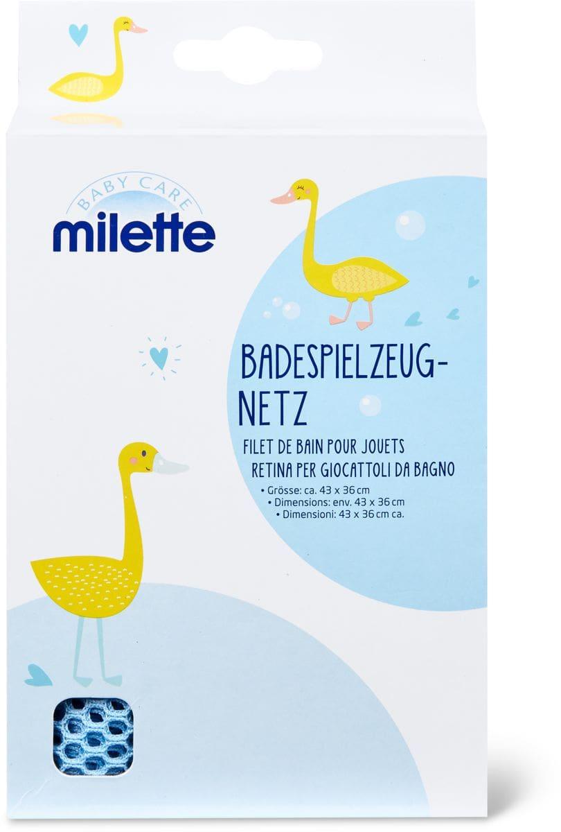 Milette Filet de bain pour jouets