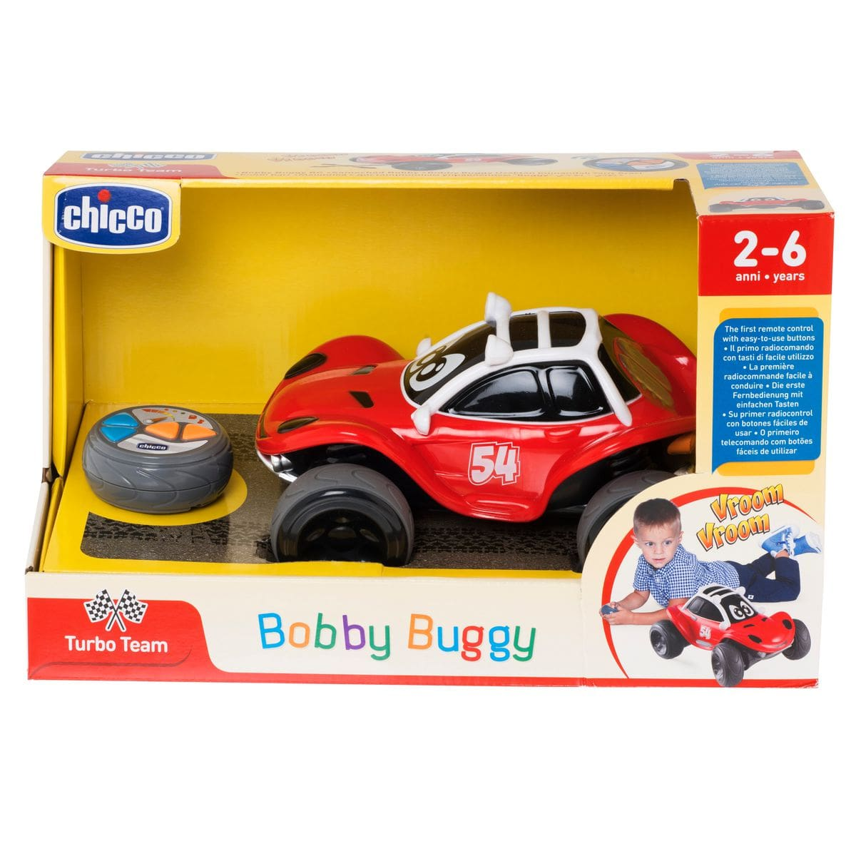 Chicco Bobby Buggy RC