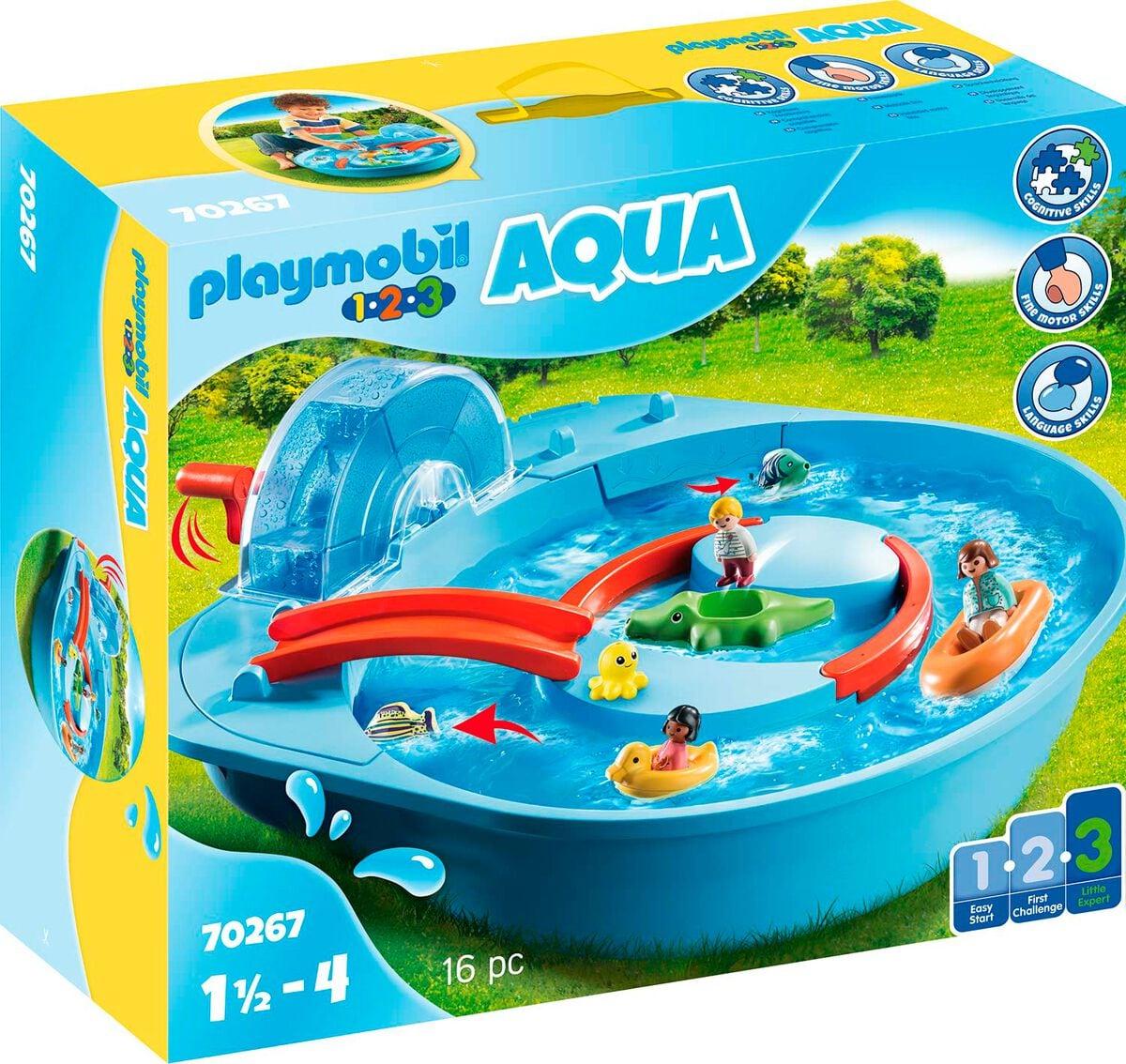 PLAYMOBIL® 70267 Giostra Acquatica