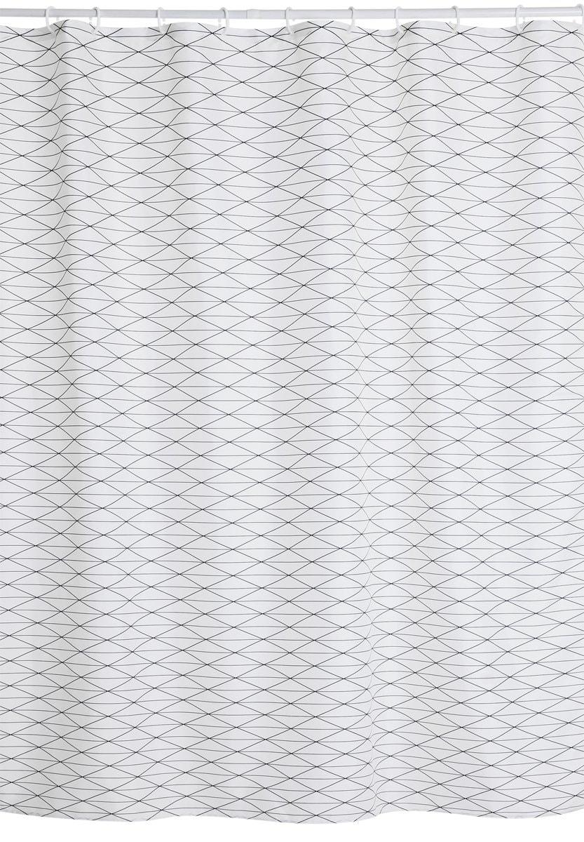 PRISCO Duschvorhang