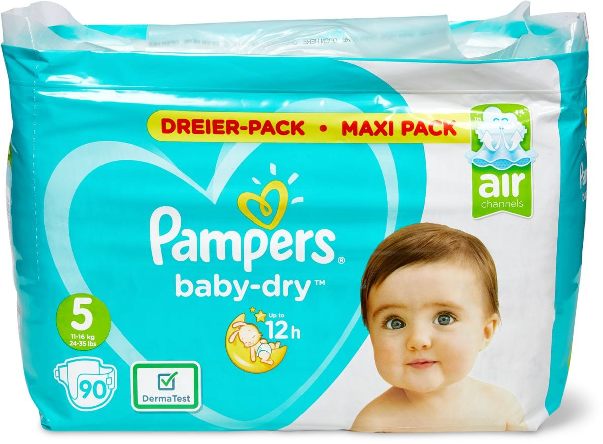 Pampers Baby Dry 5 MP
