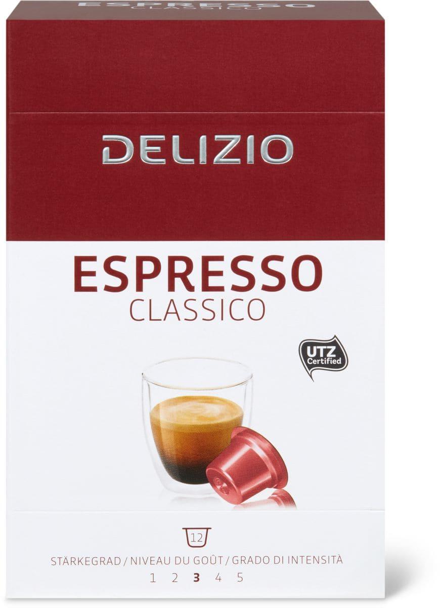 Delizio Espresso 12 Kapseln