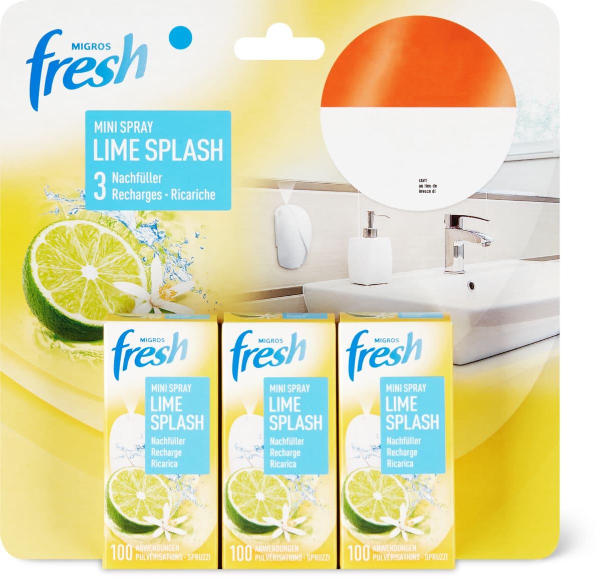Migros Fresh Mini-Lufterfrischer